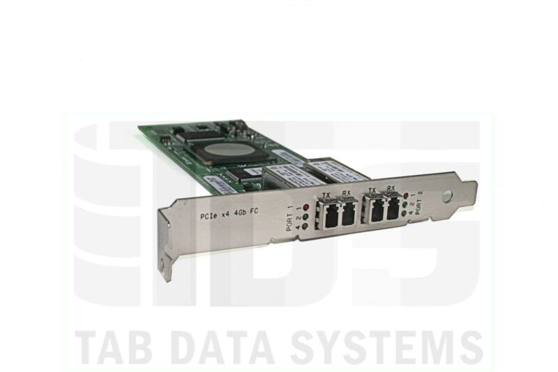 NetApp X1128A-R6 Adapter 2-Port FCP Target 4GB PCI-e QLE2462 111-00156+A1