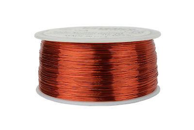 Temco Magnet Wire 28 Awg Gauge Enameled Copper 1lb 155c 1988ft Coil Winding