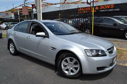 2008 HOLDEN COMMODORE VE OMEGA SEDAN 3.6LT AUTOMATIC Coburg Moreland Area Preview