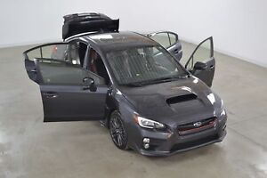 2015 Subaru WRX STi Sport Sieges Cuir/Suede Chauffants*Toit Ouvr
