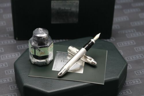 Omas Ogiva Richard Hennessy Special Edition Fountain Pen - NEVER INKED