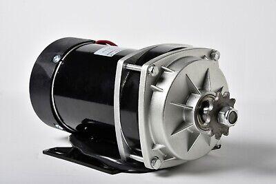 500w 24 V Dc Electric Motor F Quad Trike Go-kart Diy Zy1020zxf Gear Reduction
