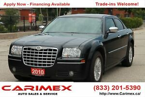 2010 Chrysler 300 Touring V6 | ONLY 104K | CERTIFIED