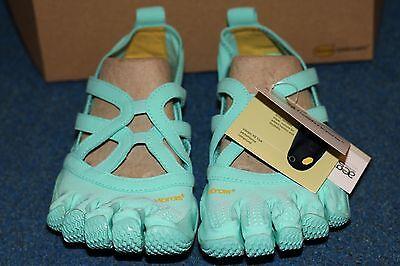 Vibram Five Fingers Alitza Loop Women Footwear Barefoot Trainer-mint EU SIZE 37