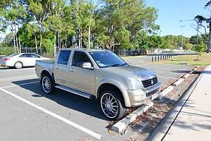 2005 Holden Rodeo Ute Coomera Gold Coast North Preview