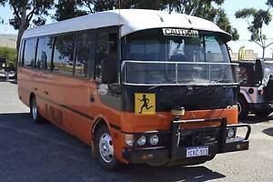MITSUBISHI FUSO 25 SEAT BUS DIESEL Pearsall Wanneroo Area Preview