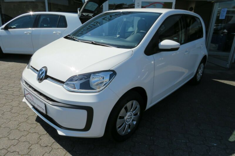 """Volkswagen up! move up! KLIMA 4-T PDC GRA """"maps & more"""""""