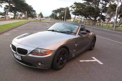 2003 BMW Z4 CONVERTIBLE Williamstown Hobsons Bay Area Preview