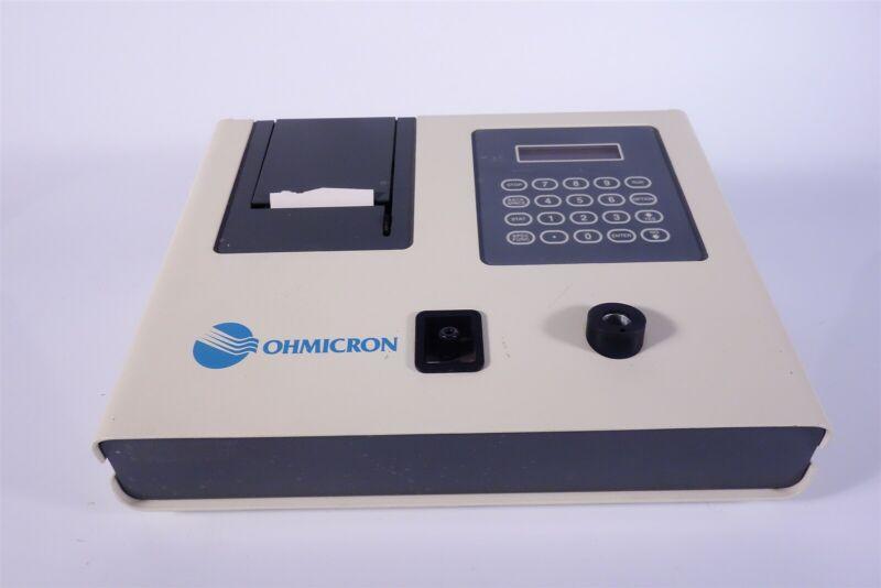 Ohmicron RPA-1 Photometric Analyzer / Spectrophotometer