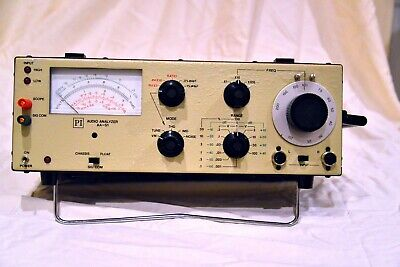 Potomac Aa-51 Precision Audio Analyzer Excellent Condition. Works Perfectly