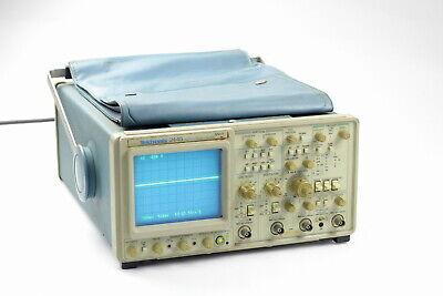 Tektronix 2445 150 Mhz Oscilloscope 8