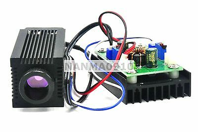 Focusable 800mw-1w 808nm Infra-red Laser Diode Ir Dot Module 12v W Ttl 20khz