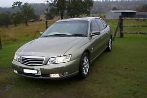 2003 Holden Statesman Sedan SUPERCHARGED Grafton Clarence Valley Preview