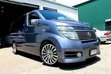 2002 Nissan Elgrand Family Wagon*8Seater*6Month Rego Sumner Brisbane South West Preview
