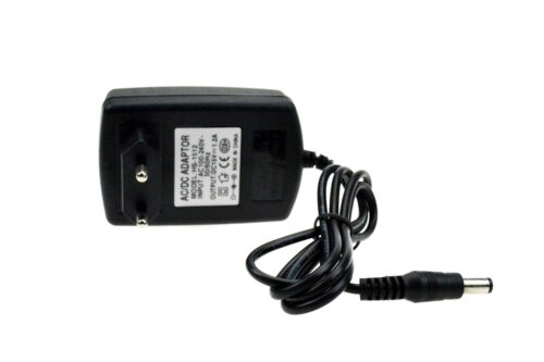 AC Converter Adapter DC 5V 1.6A Power Supply Charger EU DC 5.5mm x 2.1mm 1600mA