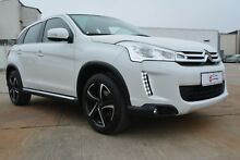 Citroën C4 Aircross 1.8 HDI 2WD/TEILLED/KLIMAA/NAVI/PDC