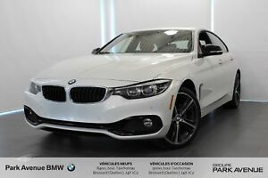 2018 BMW 4 Series * CUIR ROUGE / AFFICHAGE HUD / HARMAN KARDON *