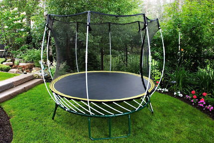 Trampoline Relocations and Assemblies