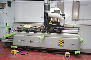 Biesse Rover 18 CNC Router