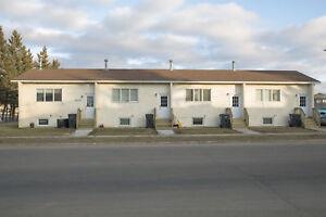Alberta Four Plex: 2 Bedroom Plus Den - Available Today!