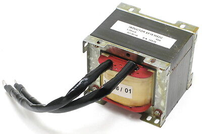 Estrasil Inductor Choke 1.38mh 60 Amp