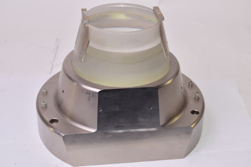 Ultratech Stepper, UTS, Projection Lens Assembly, P/N: 10-17-00038 REV. B1