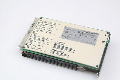 Schroff SEM 105 Power Supply 100-240VAC AC-DC Linear Regulator Module