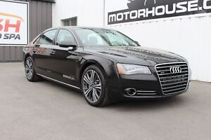 2013 Audi A8 L 4.0T Premium NAVIGATION | LEATHER | SUNROOF |...