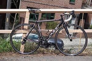 Felt F5 Carbon road Bike 54cm Shimano 105 Helmet Shoes Pump North Sydney North Sydney Area Preview