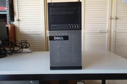 DELL OPTIPLEX 9020 i5 4670@ 3.4GHZ 8GB RAM 128SSD WIN 10 PRO