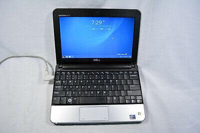 Dell Inspiron 1011 Intel Atom N270@1.6GHz 1GB RAM 160GB HDD MX Linux Netbook, usado comprar usado  Enviando para Brazil