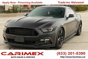 2016 Ford Mustang EcoBoost 317 WHP | Loaded with Upgrades