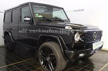 Mercedes-Benz G-Station G320 CDI 22 Zoll AMG Active Sound