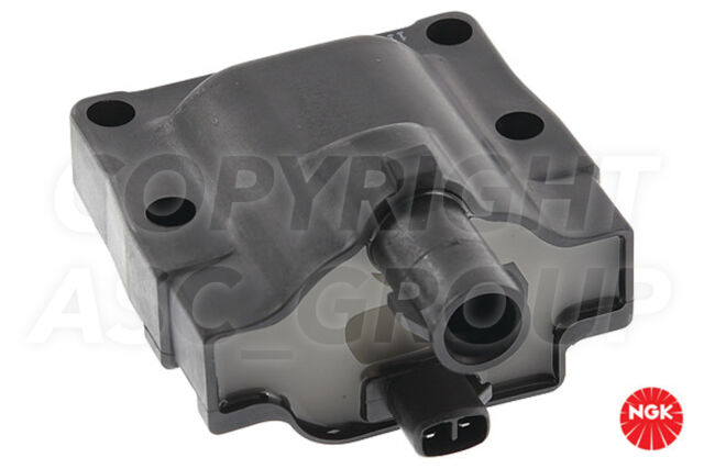 New NGK Ignition Coil For TOYOTA Celica ST182 2.0  1990-94