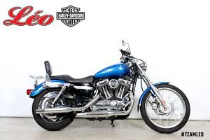 2007 Harley-Davidson Sportster XL 1200C **Sportster Custom**