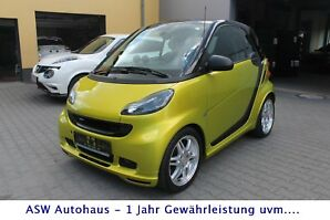 SMART fortwo coupe softouch+Wippen BRABUS Xclusive