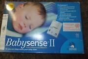 Babysense Infant Monitor & Intercom City Beach Cambridge Area Preview
