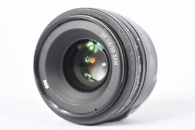Sony DT 35mm f/1.8 SAM (SAL35F18) Prime Lens for Sony A-Mount  #P0168