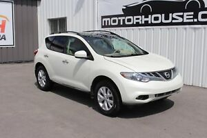 2011 Nissan Murano SV AWD | PANORAMIC SUNROOF | AUTO | A/C |...