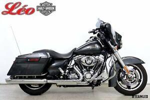 2009 Harley-Davidson Street Glide **Moteur à injection**