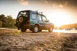 1999 Land Rover Discovery Dual Fuel LPG Avalon Pittwater Area Preview