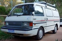 Campervan Ford fully equiped West Perth Perth City Preview