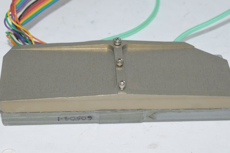 Ultratech Stepper ORIFICE FORCER 711979-001 Positioner Magnet With Cables
