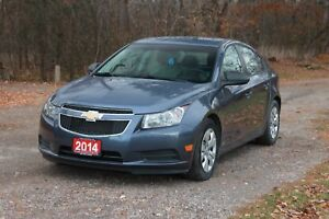 2014 Chevrolet Cruze 2LS ONLY 76K | AC | CERTIFIED