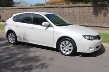 2008 Subaru Impreza Hatchback 5 Speed Manual AWD 2nd Female owner Glengowrie Marion Area Preview