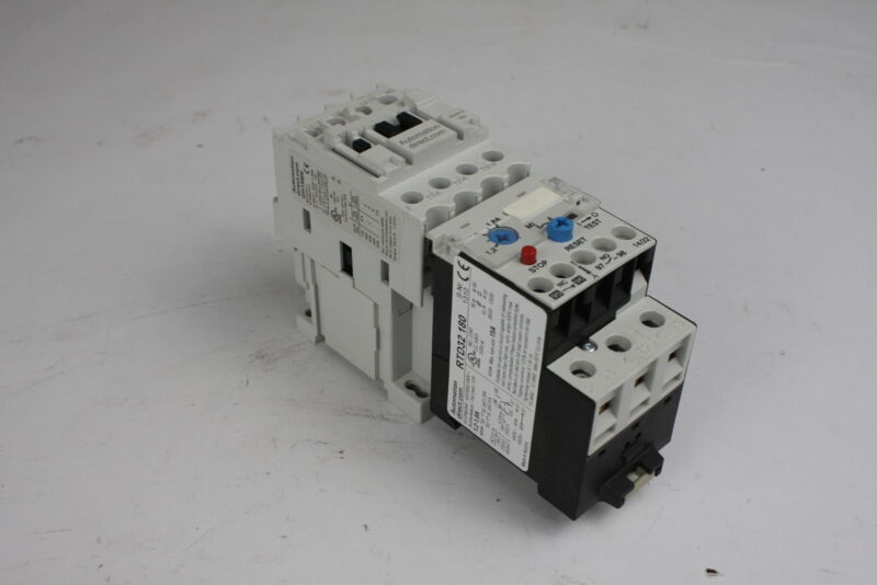 Automation Direct GH15BN Contactor W/ attached RTD32-180 Timer