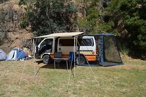 Toyota Hiace campervan fully equipped New Norfolk Derwent Valley Preview
