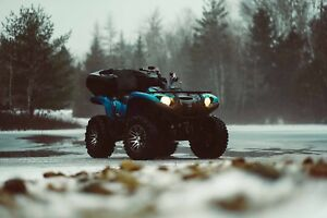 2014 Yamaha Grizzly 700 atv