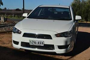 2012 Mitsubishi Lancer Sedan Renmark North Renmark Paringa Preview