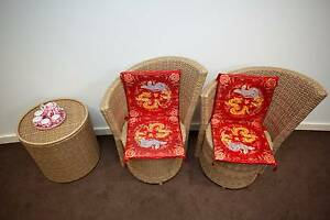 Chinese Wedding Cushions and Double Happiness Stickers Wattle Grove Kalamunda Area Preview